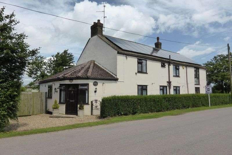 5 Bedrooms Detached House for sale in King John Bank, Walpole St Andrew, Norfolk