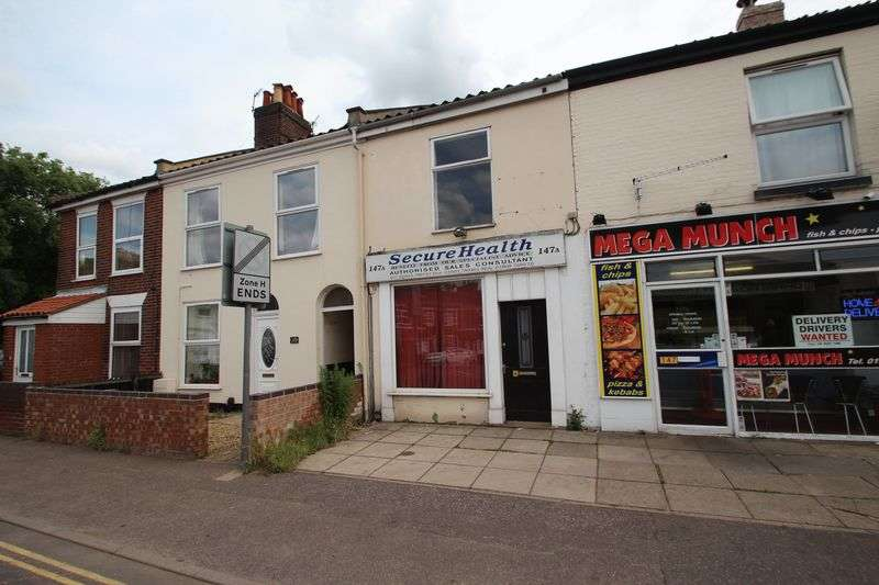 2 Bedrooms Terraced House for sale in Magdalen Road, Norwich