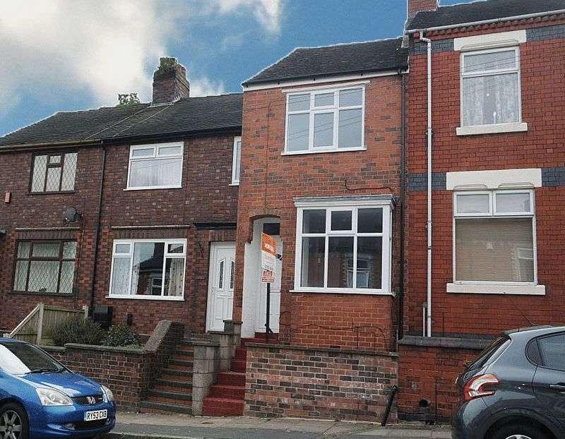 2 Bedrooms Terraced House for sale in Oxford Street, Penkhull, Stoke-On-Trent, ST4 7EG