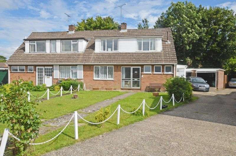 4 Bedrooms Semi Detached House for sale in The Ridgeway area, Alton, Hampshire