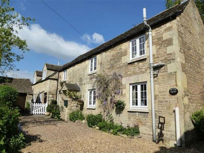 3 Bedrooms Cottage House for sale in Aldgate, Ketton - Charming period cottage with large garden