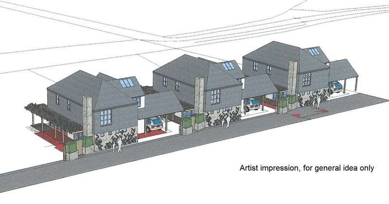 4 Bedrooms Land Commercial for sale in Gusti Veor, Newquay