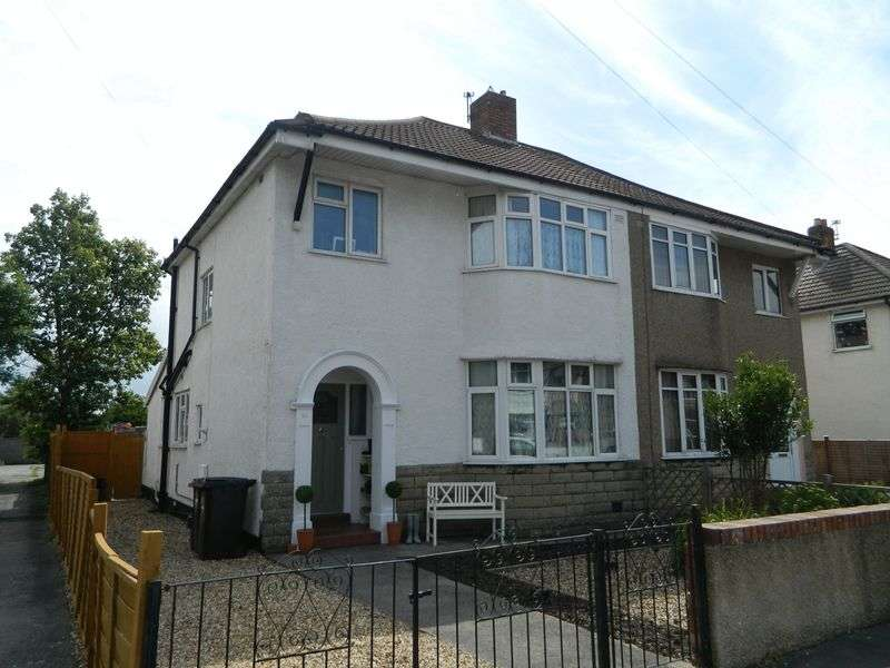 3 Bedrooms Semi Detached House for sale in CLOSE TO ASHCOMBE SCHOOL