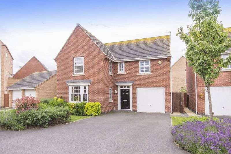 4 Bedrooms Detached House for sale in CASPIAN DRIVE, CITY POINT