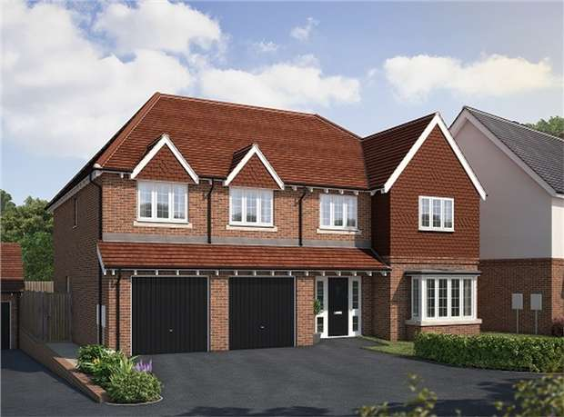 6 Bedrooms Detached House for sale in THE RADLETT, Wychbury Fields, Kidderminster Road