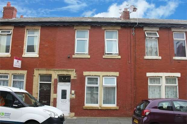 3 Bedrooms Terraced House for sale in Bagot Street, Blackpool, Lancashire