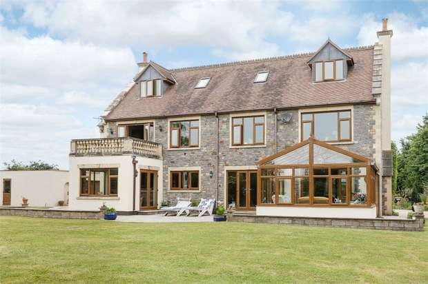 5 Bedrooms Detached House for sale in West Wick, Weston-Super-Mare, Somerset