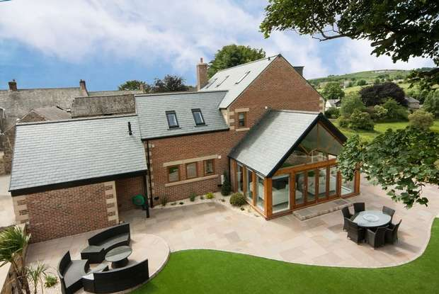 5 Bedrooms Detached House for sale in Plawsworth, Plawsworth, Chester le Street, Durham