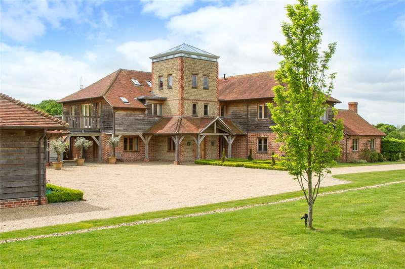 5 Bedrooms Equestrian Facility Character Property for sale in Plaistow, West Sussex