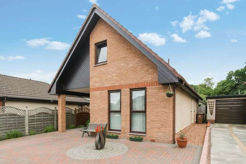 2 Bedrooms Detached House for sale in 4 Kinacres Grove, Bo'ness