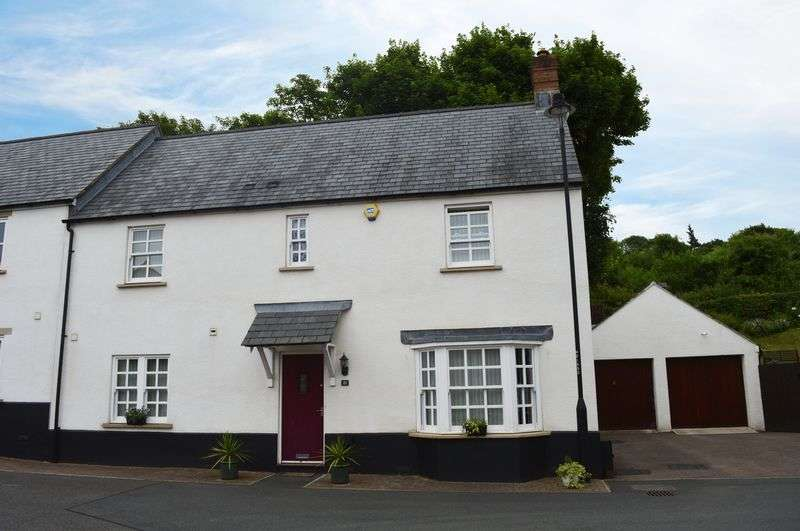 4 Bedrooms Semi Detached House for sale in Abergavenny
