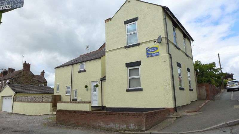 4 Bedrooms House for sale in Heol Maelor, Wrexham