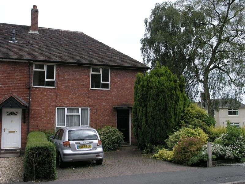 3 Bedrooms Semi Detached House for sale in Quarry Brow, Upper Gornal