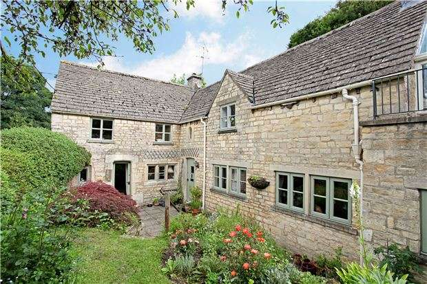 3 Bedrooms Cottage House for sale in Whittington Village, CHELTENHAM, Gloucestershire, GL54 4HB