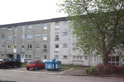 3 Bedrooms Flat for sale in Glenacre Road, Cumbernauld
