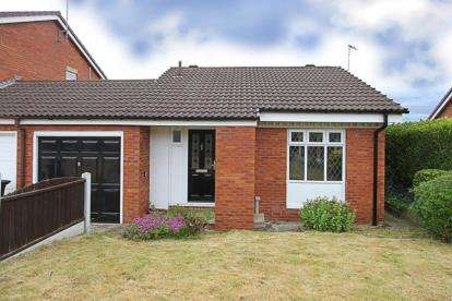 1 Bedroom Bungalow for sale in Athersley Gardens, Owlthorpe, Sheffield, South Yorkshire