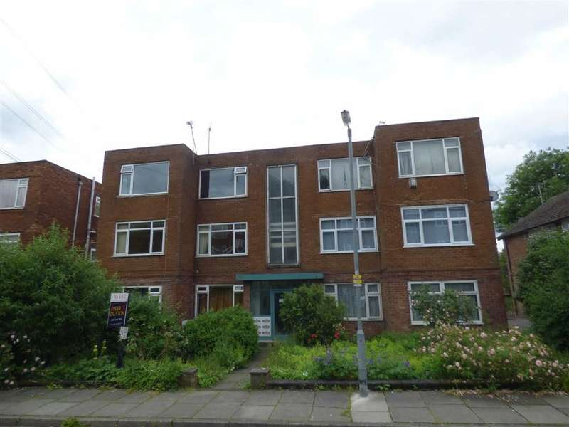 1 Bedroom Property for sale in Baguley Crescent, Rhodes, Manchester, M24