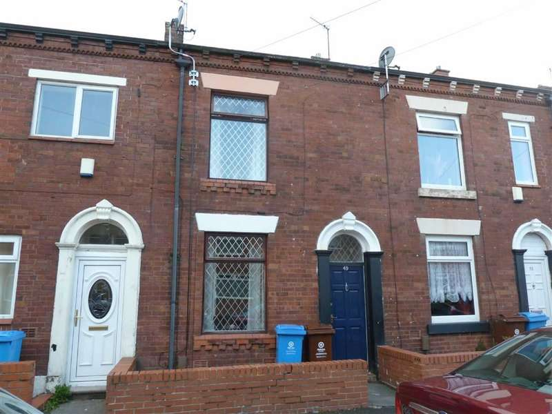 2 Bedrooms Property for sale in Esther Street, Greenacres, Oldham, OL4