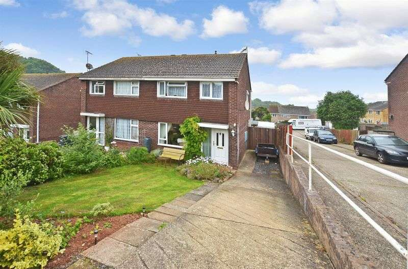 3 Bedrooms Semi Detached House for sale in Wyre Close, Roselands, Paignton