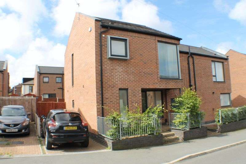 3 Bedrooms Semi Detached House for sale in Whitford Road, Birkenhead