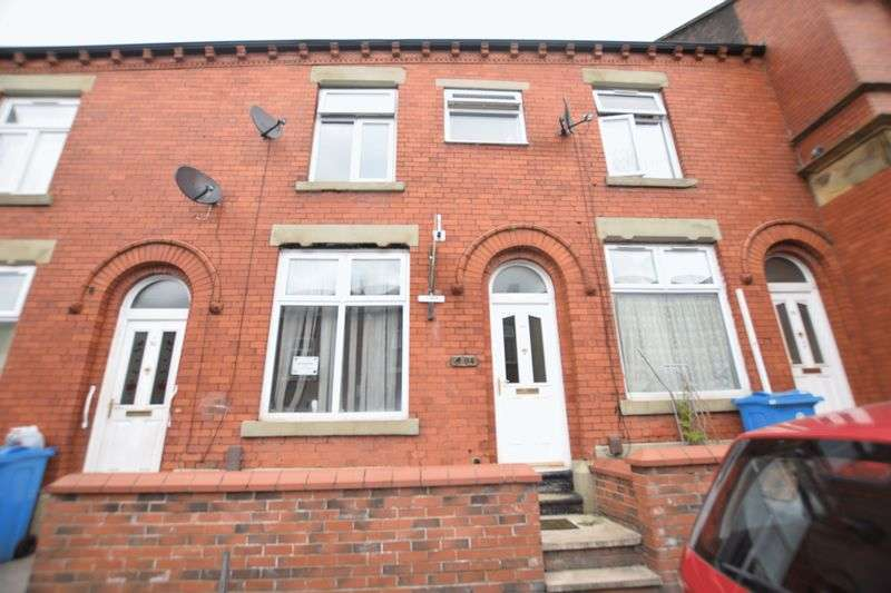 3 Bedrooms Terraced House for sale in Pitt Street, Oldham
