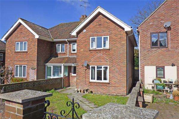 3 Bedrooms Semi Detached House for sale in Churchfield, Wincanton