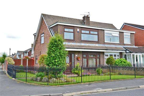 3 Bedrooms Semi Detached House for sale in Long Lane, Hindley Green