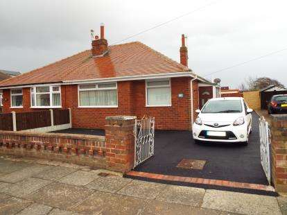 2 Bedrooms Bungalow for sale in Seaton Avenue, Thornton-Cleveleys, Lancashire, FY5