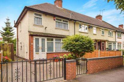 3 Bedrooms Semi Detached House for sale in Valley Road, Smethwick, West Midlands, .