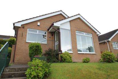2 Bedrooms Bungalow for sale in Blair Gardens, Gourock