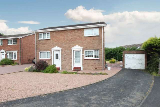 2 Bedrooms Semi Detached House for sale in Fleming Way, Burntisland, Fife, KY3 9HJ