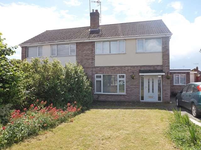 3 Bedrooms Semi Detached Bungalow for sale in Evendene Road, Evesham
