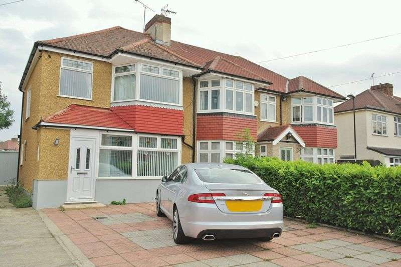 3 Bedrooms Semi Detached House for sale in Willow Road, Enfield