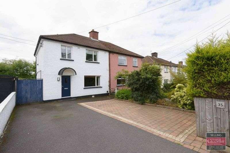 3 Bedrooms Semi Detached House for sale in 35 Garnerville Road, Belfast, BT4 2QQ