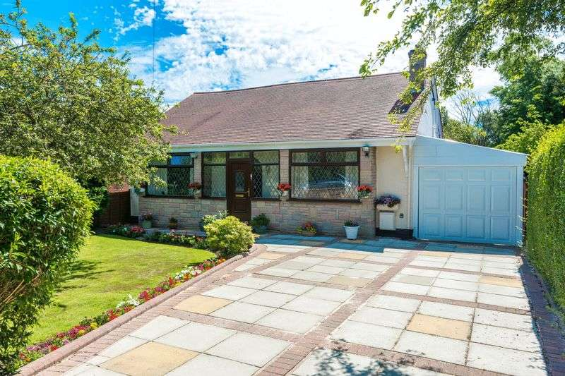 2 Bedrooms Detached Bungalow for sale in Heathey Lane, Shirdley Hill