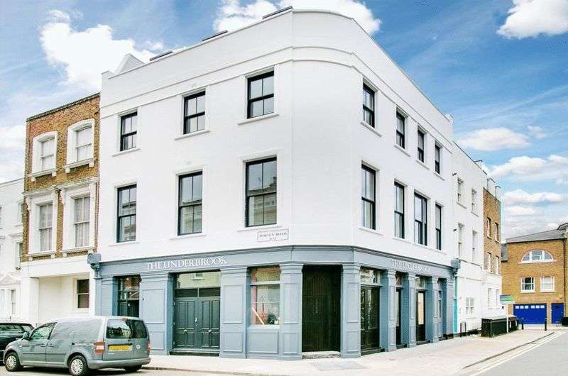 6 Bedrooms Flat for sale in Milson Road, London