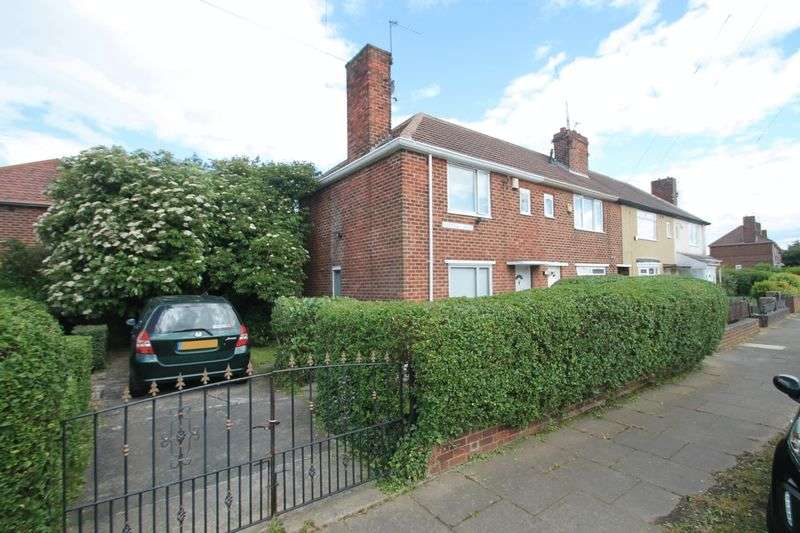 2 Bedrooms Semi Detached House for sale in Marrick Road, Park End