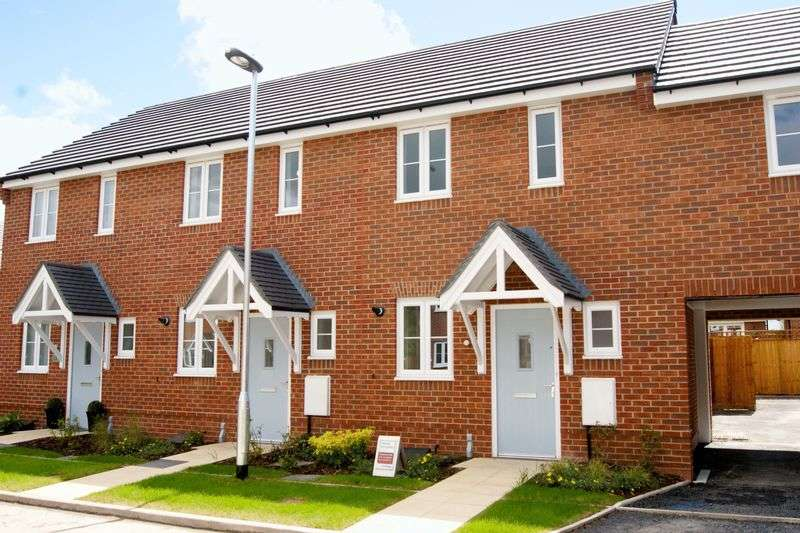 2 Bedrooms House for sale in Whitehead Drive, Gatewen, New Broughton, Wrexham