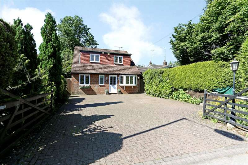 4 Bedrooms Detached House for sale in Nascot Wood Road, Watford, Hertfordshire, WD17
