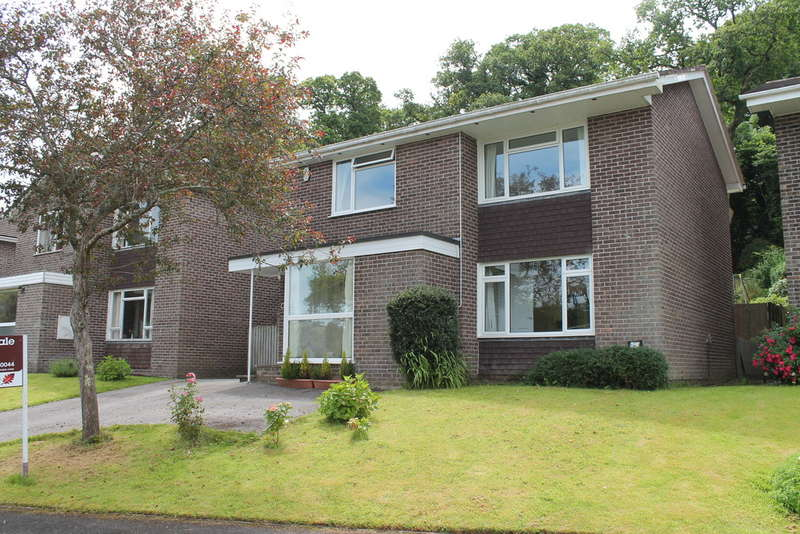 4 Bedrooms Detached House for sale in Hillside Drive, Yealmpton