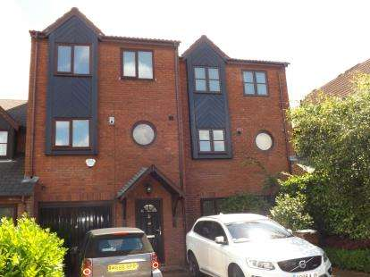 Detached House for sale in Quayside Close, Turneys Quay, Nottinghamshire