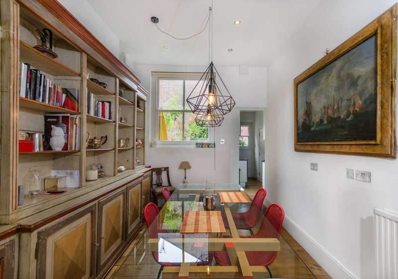 3 Bedrooms Flat for sale in Horseferry Road, Westminster, SW1P