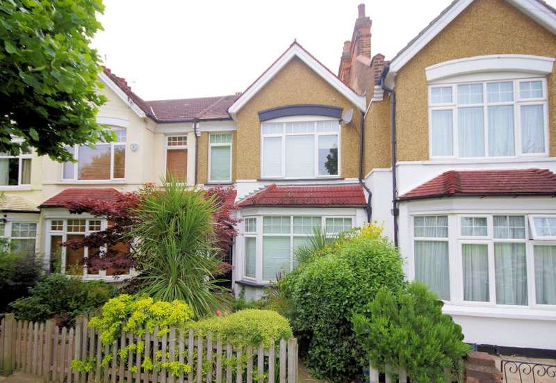 3 Bedrooms Terraced House for sale in BOW LANE, FINCHLEY, N12