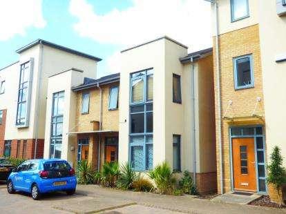 3 Bedrooms Semi Detached House for sale in Felster Walk, Ashland, Milton Keynes, Bucks