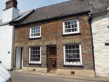 3 Bedrooms Terraced House for sale in St. Germans, Saltash, Cornwall