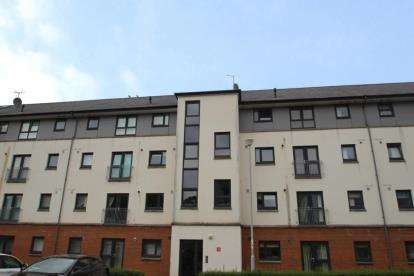2 Bedrooms Flat for sale in Kincaid Court, Greenock