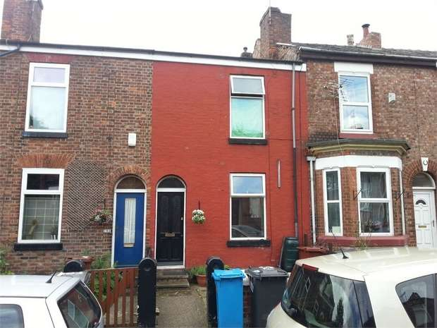 2 Bedrooms Terraced House for sale in Parkhill Avenue, Manchester