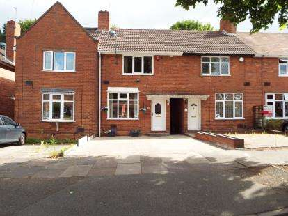 2 Bedrooms Terraced House for sale in Curbar Road, Great Barr, Birmingham, West Midlands