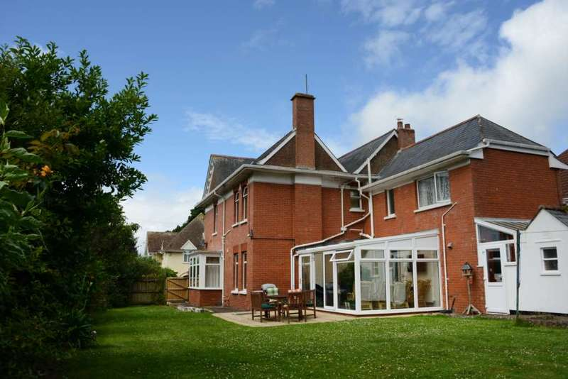 6 Bedrooms Detached House for sale in Drakes Avenue, Exmouth