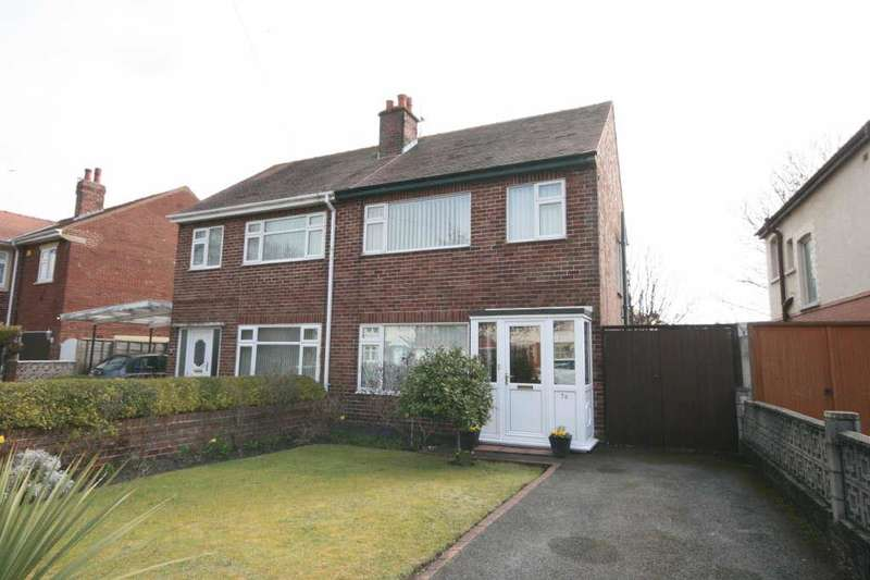 3 Bedrooms Property for sale in 76 Preston Road, Lytham
